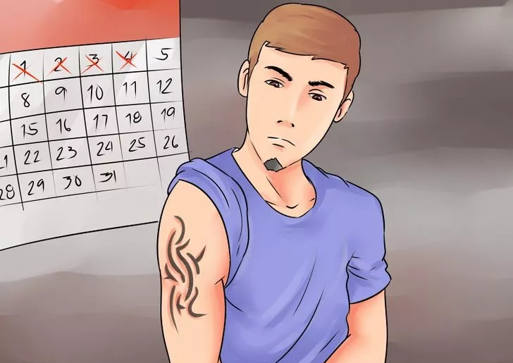 عفونت تاتو عفونت تاتو مراقب علائم عفونت تاتو باشید 1 14