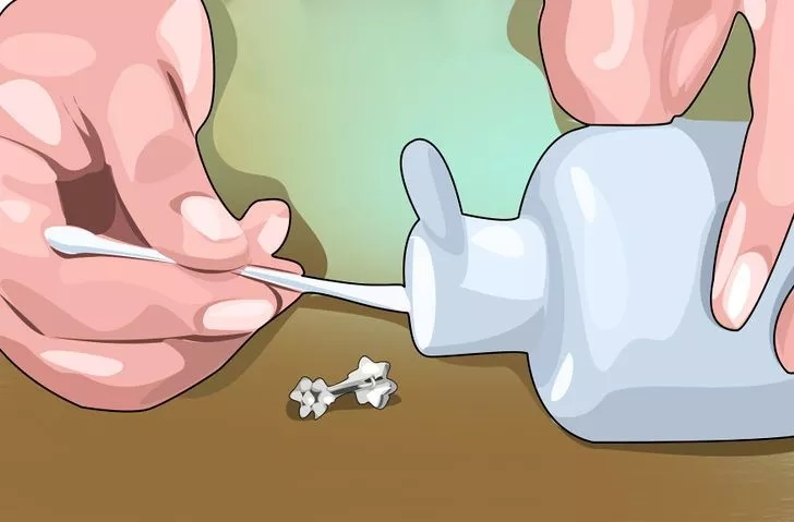 نحوه نظافت جواهرات بدن جواهرات بدن نظافت قطعات دشوارتر جواهرات بدن (2) 2 20