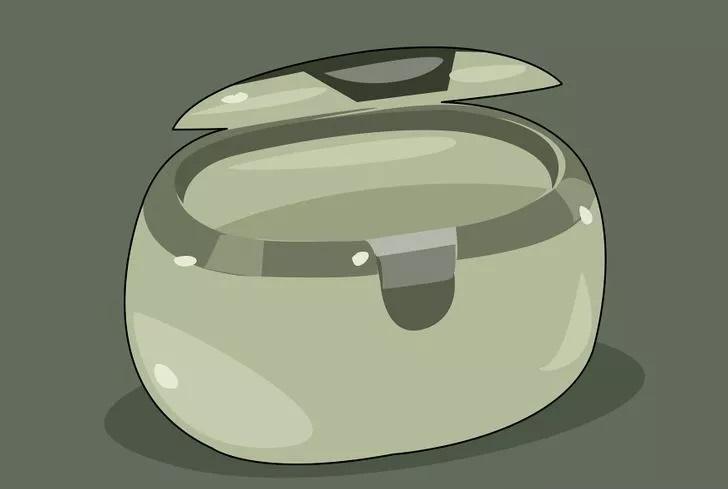 نحوه نظافت جواهرات بدن جواهرات بدن نظافت قطعات دشوارتر جواهرات بدن (2) 3 11
