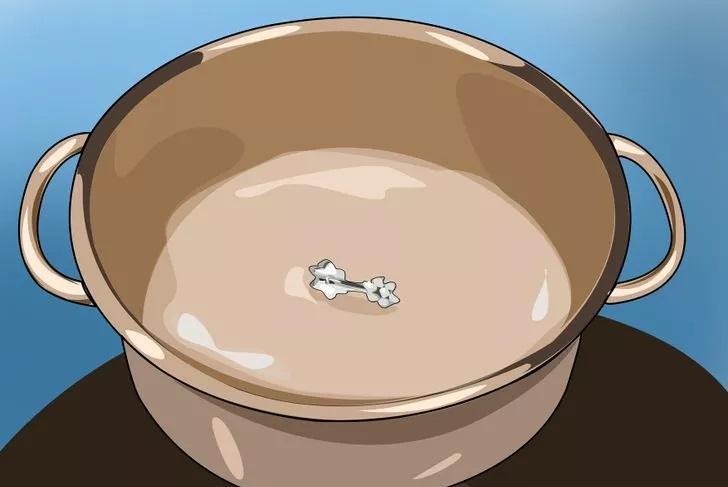 نحوه نظافت جواهرات بدن جواهرات بدن نظافت قطعات دشوارتر جواهرات بدن (2) 4 9