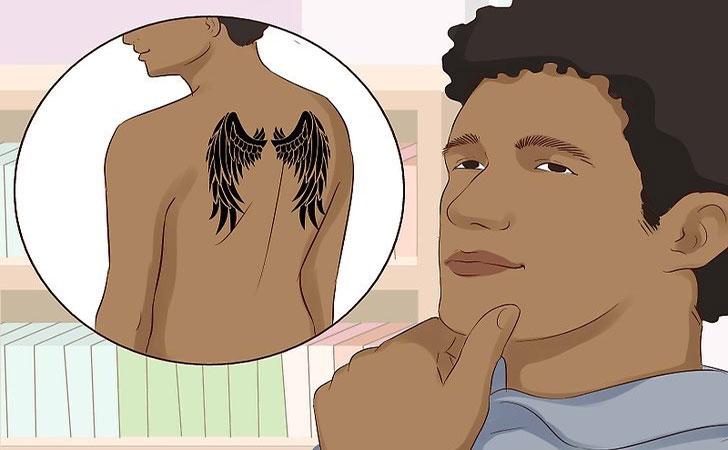 تاتو تاتو تصمیم گیری در مورد جزئیات تاتو tatoo2 1